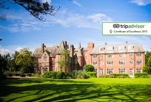 £99 for a Canterbury stay for two people including breakfast and a two-course dinner, or £169 for two nights at Best Western Abbots Barton Hotel, Kent - save up to 37%