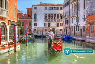 From £89pp (from Weekender Breaks) for a two-night 4* Venice break including return flights from a choice of airports