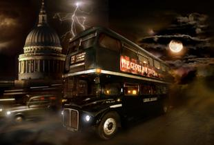 £79pp (from OMGhotels.com) for an overnight London stay including a Ghost bus tour - stay at one of 10 London hotels
