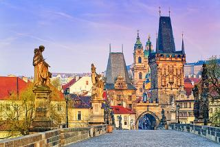 From £89pp for a two-night Prague getaway including breakfast, flights and a river cruise or Hard Rock Cafe dinner, from £99pp for three nights - save up to 71%