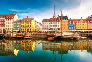 From £79pp (from ClearSky Holidays) for a two-night Copenhagen break including flights and a canal cruise option,  from £129pp for three nights - save up to 41%
