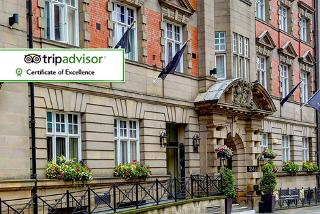 £79 for an overnight 4* city break for two plus a bottle of Prosecco, breakfast and late check out, £149 for two nights at The Richmond Hotel, Liverpool - save up to 68%