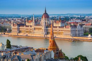 From £69pp (from Clearsky Holidays) for a two-night luxury 4* Budapest break including flights, from £89pp for three nights, from £99pp for four nights - save up to 42%