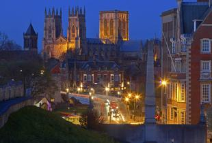 £79 for a York getaway and Prosecco for up to three people, £139 for two nights at York Boutique Lets - save up to 50%
