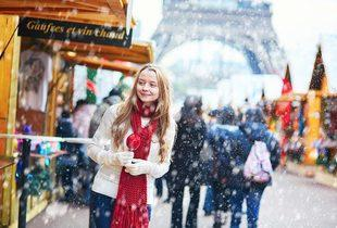 £99 instead of £149 for a day trip to Paris including coach travel with Phoenix Tours - do some sightseeing, visit the Christmas markets and save 34%