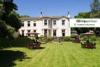 £99 for an overnight break with dinner and breakfast for two people at The Hotel Balmoral, Devon, from Buyagift