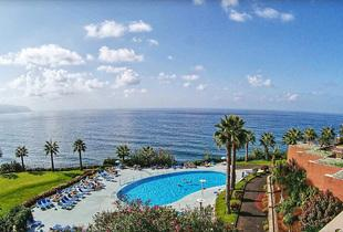 From £119pp (from Tour Center) for a three-night 4* Madeira spa break with flights, from £199pp for five nights break, from £259pp for seven nights - save up to 31%