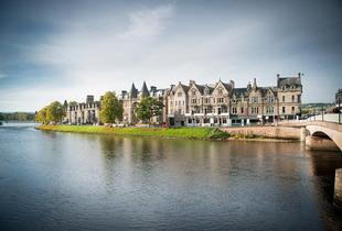 £99 (at Columba House Hotel) for a two-night 4* Inverness break including daily breakfast