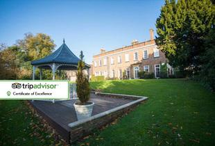 From £89 (at Blackwell Grange Hotel) for an overnight Darlington stay for two with dinner, wine, breakfast and leisure access, from £149 for 2nts - save up to 43%