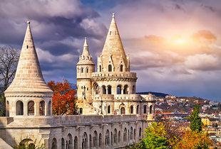 From £69pp (from ClearSky Holidays) for a two-night 4* Budapest break including flights, from £89pp for three nights, from £99pp for four nights - save up to 53%