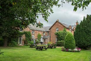 £49 for an overnight stay for two people including breakfast, or £89 for two nights at the award-winning Buccleuch Arms, St. Boswells - save up to 59%