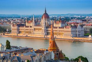 From £139pp for a four-night Prague and Budapest tour with flights and trains, from £199pp for six-nights with Bratislava, from £299pp for eight nights with Vienna!