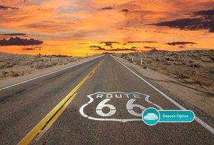 From £1299pp (from THG Holidays) for a 14-night Route 66 road trip including flights, accommodation and car hire, or pay a £500 deposit today and save up to 61%