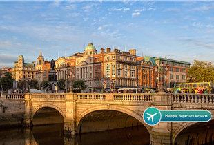 From £69pp (from Weekender Breaks) for a two-night Dublin spa break including return flights - choose from eleven departure cities and save up to 42%