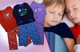 £7.99 instead of £19.99 (from UK Stock) for one set of Osh Gosh kids' pyjamas, £12.99 for two sets - choose from three styles and save up to 60%