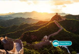 From £1199pp for an eight-night Beijing and Xian tour including flights, trains and transfers, or pay a £470pp deposit today and save up to 44%