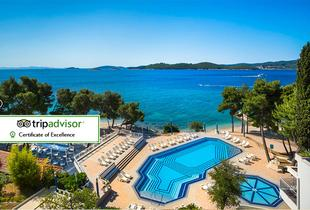 From £199pp (from Weekender Breaks) for a four-night all-inclusive Croatia break with flights, from £299pp for a seven-night break - save up to 41%