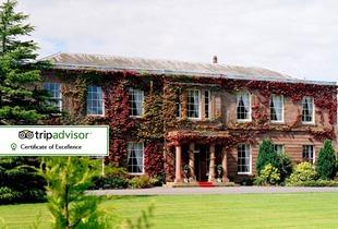 £79 (at Greenhill Hotel) for an overnight stay for two people including a three-course dinner and breakfast, £139 for two nights with dinner - save up to 39%