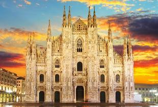 From £89pp instead of up to £150.16pp (from iFly) for a 2-night Milan break including flights and breakfast - save up to 41%