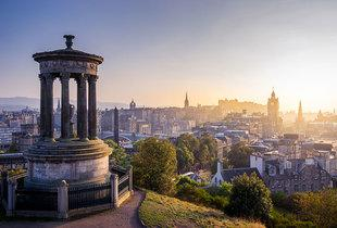 £59 (at Cityroomz Edinburgh) for an overnight city break for two people with breakfast and a goody bag, £99 for two nights, £139 for three nights - save up to 40%