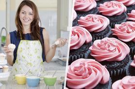 £12 instead of £249 (from SMART Majority) for an online cupcake decorating course - save 95%