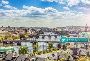 From £79pp (from Tour Center) for a two-night 4* Prague break including flights, from £119pp for three nights - save up to 41%