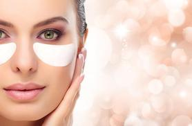 £8 instead of £82 (from SalonBoxed) for 40 collagen eye patches (20 pairs) - save 90%