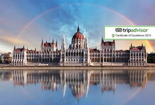 From £79pp (from ClearSky) for a 2nt 4* Budapest break inc. flights, breakfast and spa bath entry, or from £119pp for 3nts - save up to 40%