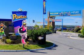 From £39 instead of up to £70 (from Pontins) for a 2nt self-catered break for a family of up to 4 in a choice of 4 parks - save up to 44%