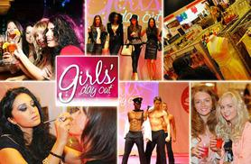 £11 for a Girls' Day Out ticket inc. goody bag, glass of wine and cocktail voucher, £40 for 4 people or £52 for 6 at The SECC, Glasgow - save up to 27%