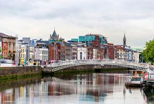 From £79pp (from Tour Center) for a two-night Dublin break including flights, choose from 11 airports nationwide - save up to 25%