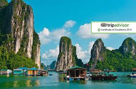 From £429pp (from Hoi An Express) for a 10-day Vietnam tour in 3* accommodation, from £549pp for 4*, from £779 for 5*