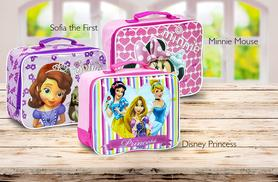£4.99 instead of £10 (from Wowcher Direct) for a Disney children's lunchbox, £8.99 for 2 lunchboxes - save up to 50%