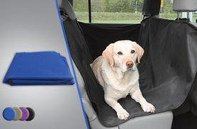 £6.99 instead of £19.99 (from London Exchainstore) for a car seat pet protector cover, £12.99 for two - save up to 65%