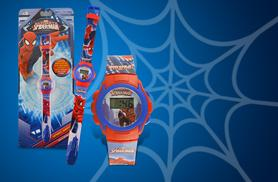 £5.99 instead of £12.99 (from Hungry Bazaar) for a Spider-Man digital watch - save 54%