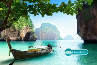 From £699pp (from Great Pacific Travels) for a 10nt Bangkok, Phuket and Phi Phi island trip, breakfast, flights and ferry transfer, or pay a £250 deposit - save up to 38%