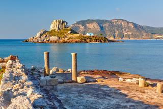 From £279pp instead of £350pp (from A1 Travel) for a 5-night all-inclusive 4* Kos break with flights, from £339pp for 7 nights - save up to 21%