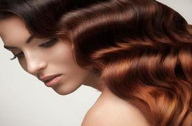£12 for a cut and blow dry, £19 with a half head of highlights or £22 for a full head of highlights at Naturally Beautiful Hair Design - save up to 50%