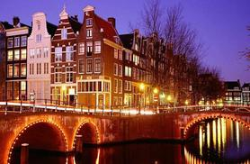 From £79pp (from ClearSky) for a 2nt Amsterdam break inc. flights & 3* room-only accommodation, or from £119pp for 3nts - save up to 33%