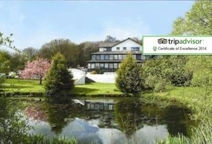 £149 (at Damson Dene Hotel) for a 2-night Lake District break for two inc. breakfast, 3-course dinner and leisure facility access - save up to 46%