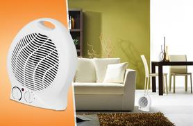 £9.99 instead of £29.99 (from Hungry Bazaar) for a 2000w portable electric fan heater - feel the heat this winter & save 67%
