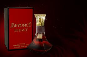 £12.99 instead of £50 for a 100ml bottle of Beyoncé Heat EDP from Wowcher Direct - save 74%