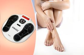 £89 instead of £298.01 for a HoMedics Circulation Pro electric foot massager from Wowcher Direct - save 70%