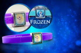 £6.99 instead of £14.99 (from Fancy Suits) for two Disney Frozen charm bands - save 53%