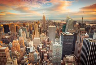 From £599pp (from iFly) for a 3nt New York break inc. flights, from £619pp for 4nts or from £669 for 5nts - save up to 23%