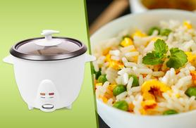 £19.99 instead of £49.99 (from Groundlevel.co.uk) for a 1.8L rice cooker - get fluffy rice every time and save 60%
