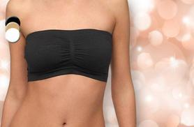£9.99 instead of £49.99 (from Beautyfit) for a pack of 3 seamless bandeau bras - save 80%