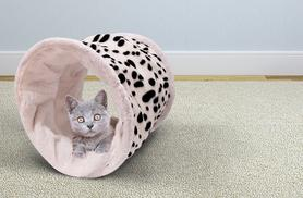 £8.99 instead of £24.99 (from Groundlevel.co.uk) for a play time cat tunnel - save 64%
