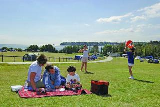 From £3 for a camping holiday for up to 4 in a choice of 16 UK locations from Park Resorts - save up to 67%