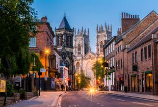£79 (at Mercure York Fairfield Manor Hotel) for an overnight stay for two people including breakfast and early check-in - save up to 31%